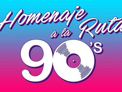 90's Homenaje a la ruta