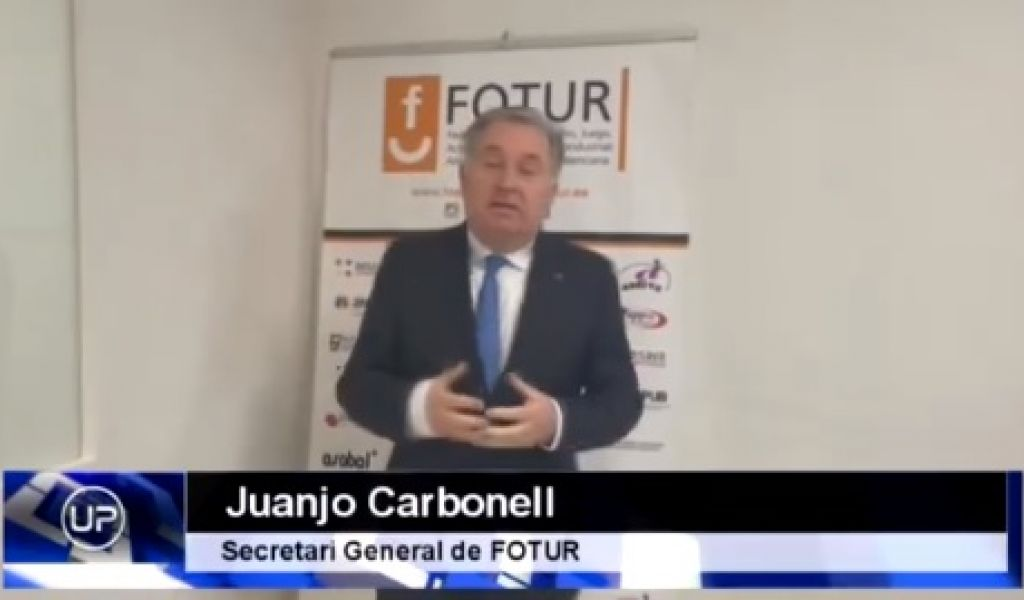 LEVANTE TV INFORMATIVOS. INTERVENCIÓN JUANJO CARBONELL