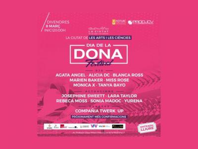 DIA DE LA DONA FESTIVAL 2019