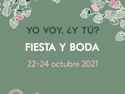 FIESTA Y BODA 2021